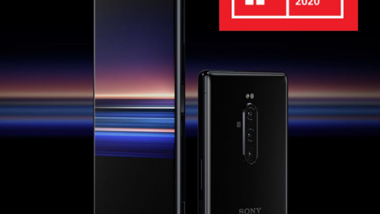 Xperia 1 picks up 2020 iF Design Award
