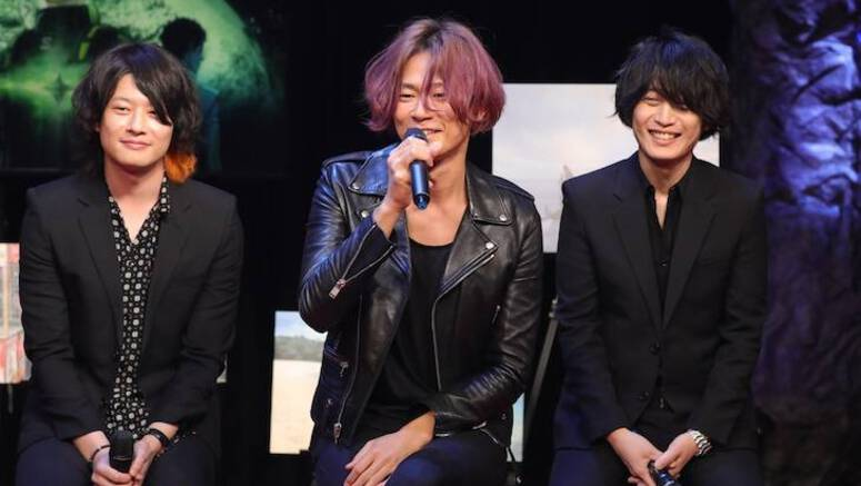 [Alexandros] to be in charge of theme song for new 'Gundam' movie