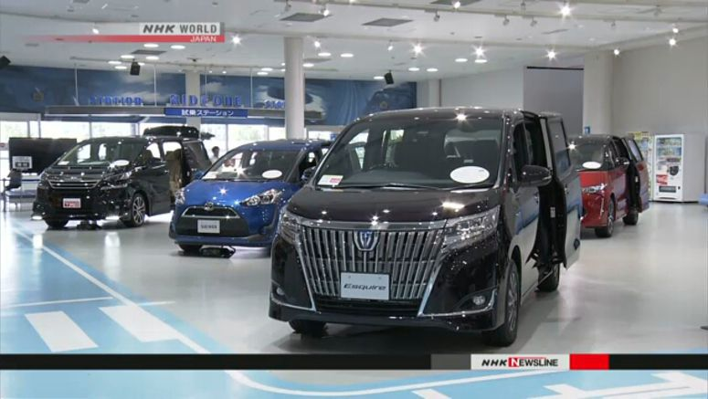 Japanese automakers saw output down 26% in March