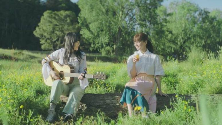 Aimyon stars in a TV CM for the first time