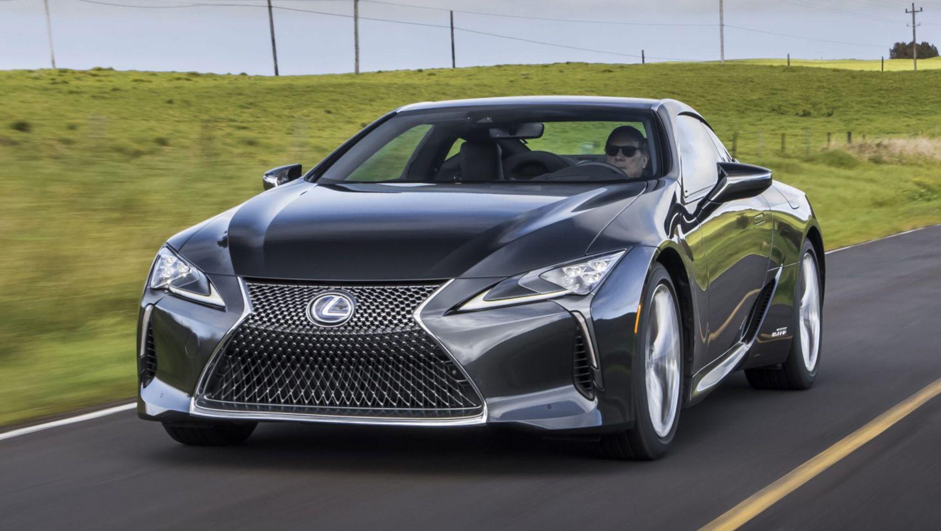 2021 lexus lc gets modest updates  auto moto  japan bullet