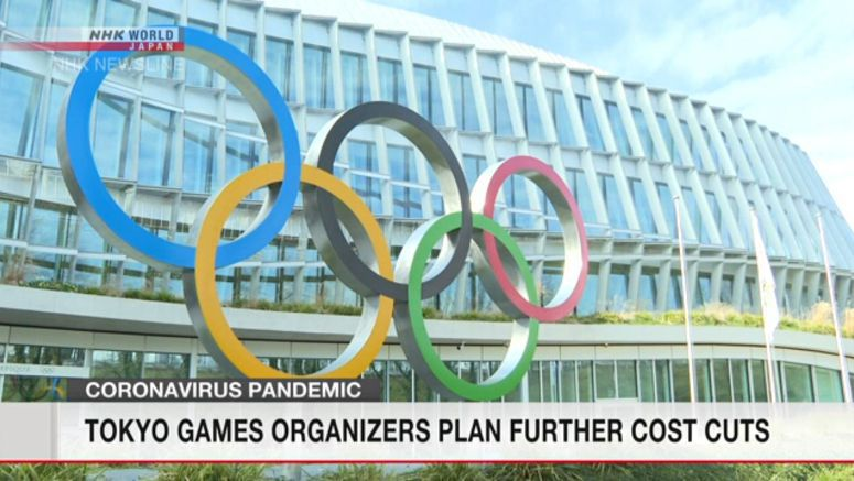 Tokyo 2020 organizers plan to cut costs further