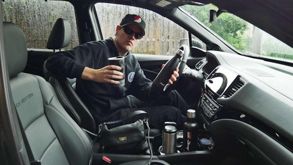 2020 Honda Pilot Black Edition We Test All Its Interior Storage Auto Moto Japan Bullet
