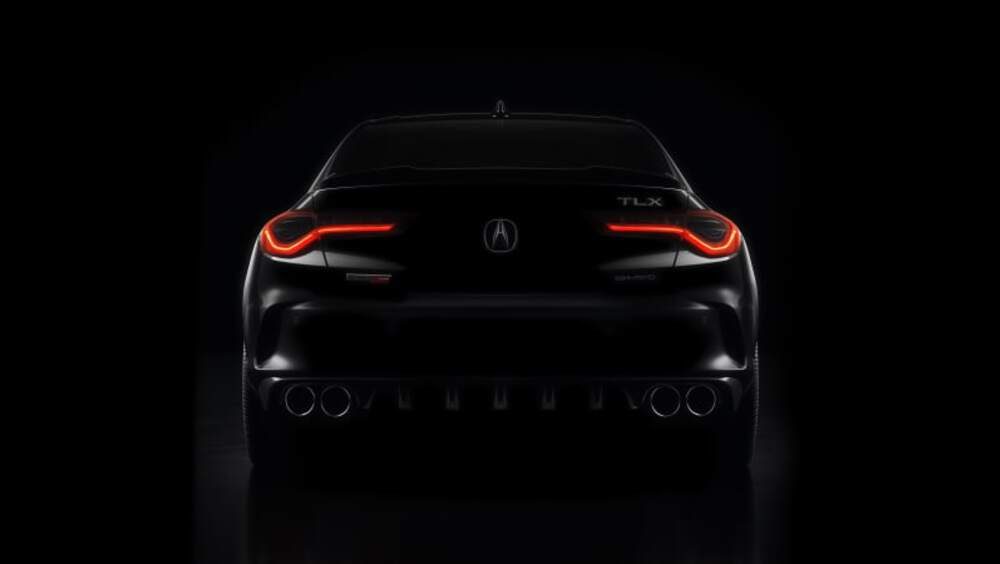 2021 acura tlx type s to get turbo v6; debuts may 28