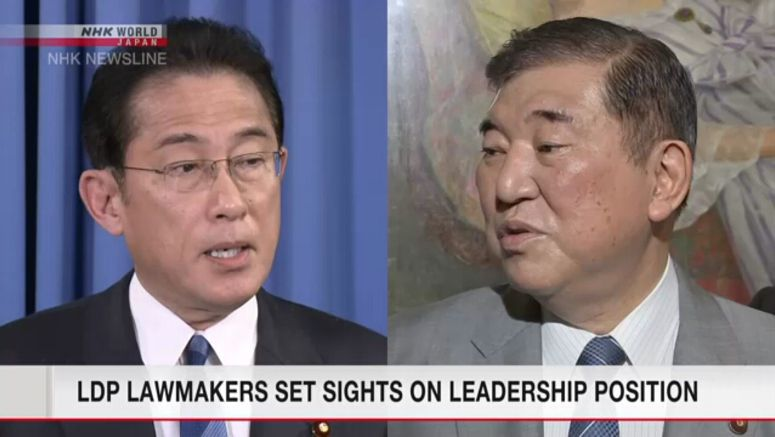 Speculation over 'post-Abe' moves grows in LDP