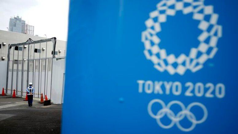 OLYMPICS Tokyo Game head says 80% of facilities lined up for 2021