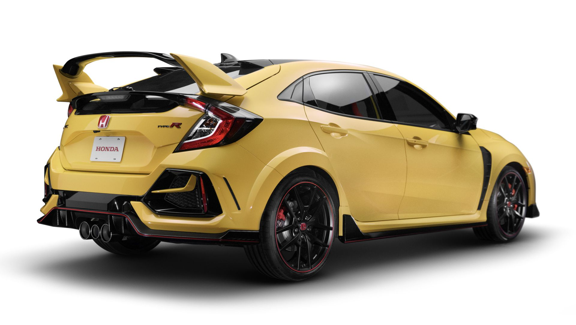 Canada's limited-edition 2021 Honda Civic Type Rs sold out ...