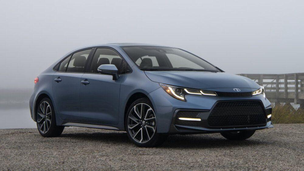 2021 toyota corolla sedan gets apex sport appearance