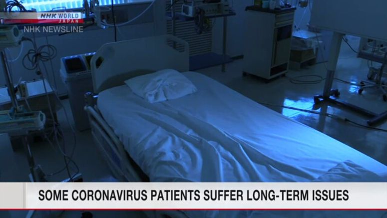 Coronavirus has lingering effects on some people