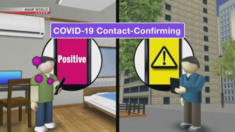 Japan's coronavirus tracing app resumes
