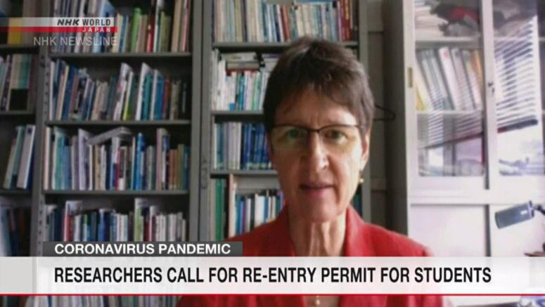 Researchers call for re-entry permit for students
