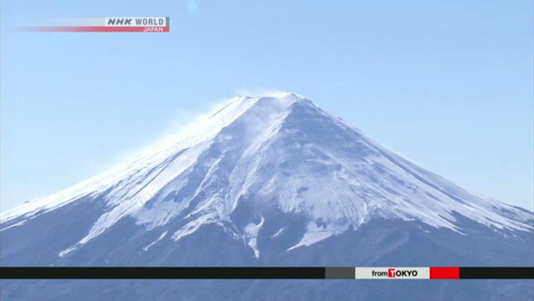 Mt. Fuji's Hoei eruption found to have caused fire