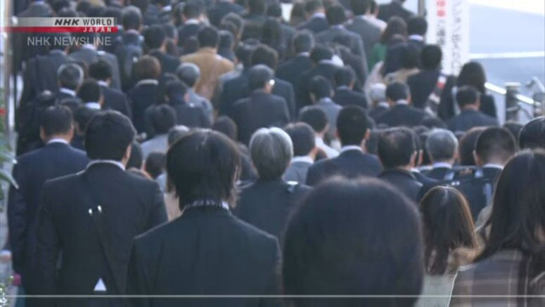 32,000 workers in Japan fired amid pandemic