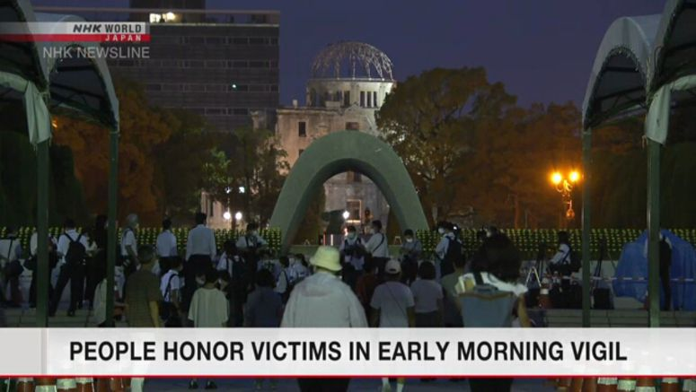Remembering the victims of atomic bombing