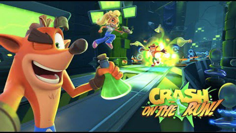 Crash Bandicoot Will Arrive On iOS And Android In 2021