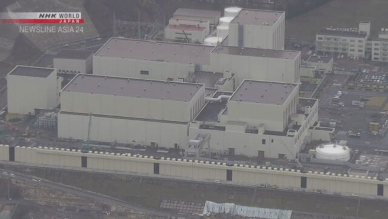 Miyagi prefectural assembly okays reactor restart