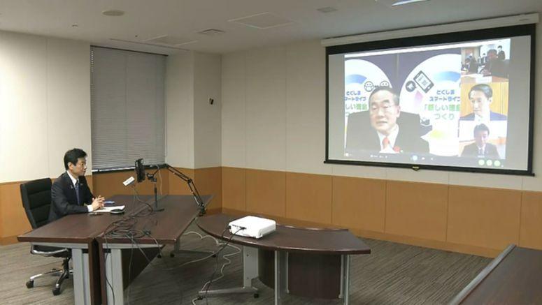 Nishimura: Govt. curbing travel program