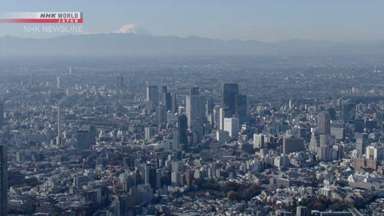 Tokyo confirms 1,274 new cases of coronavirus