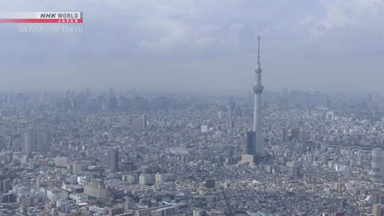 Tokyo reports 1,064 new cases of coronavirus