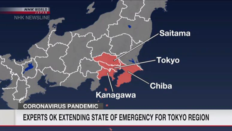 Experts approve state of emergency extension