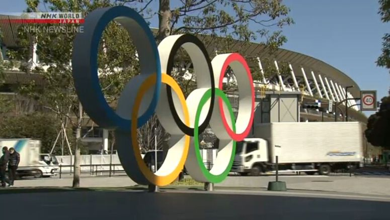 Foreign athletes to join some Olympic test events