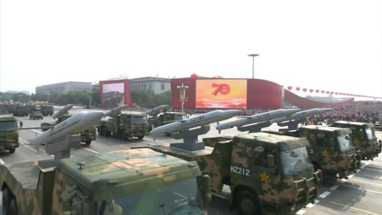 Japan wary of China's higher defense spending