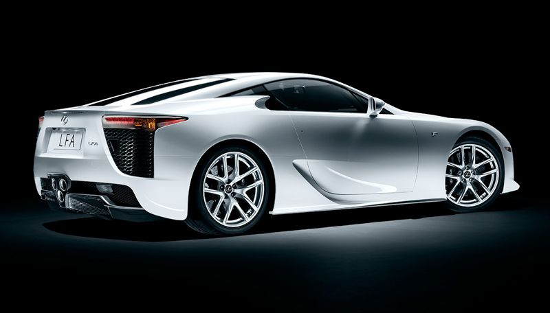 Twenty Years After The Launch Of The First Ever Lexus , The LFA Marks A New  Breed Of Sports Cars . The Second Model From The F Marque , After The IS F  ...