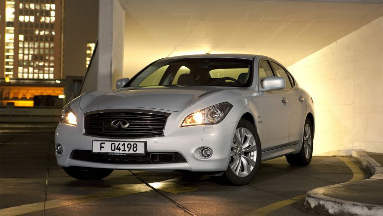 Infiniti M37 Long Wheelbase Model Headed to China