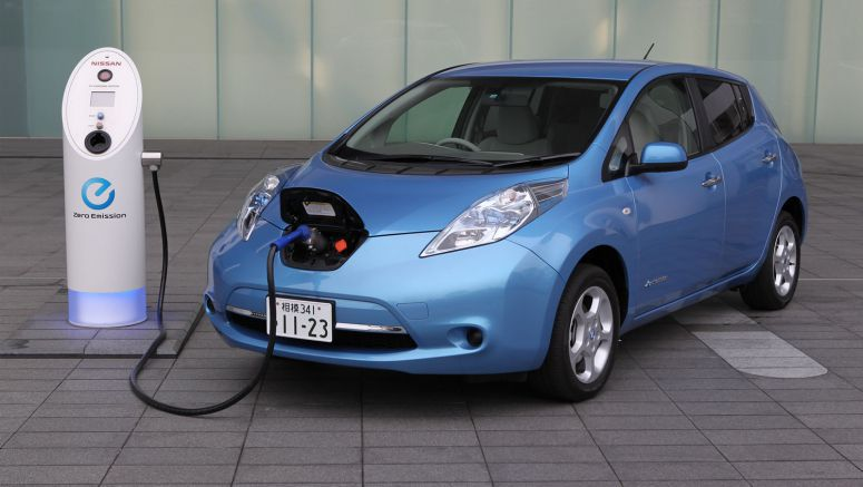 Japan has More EV Charging Stations than Gas Stations