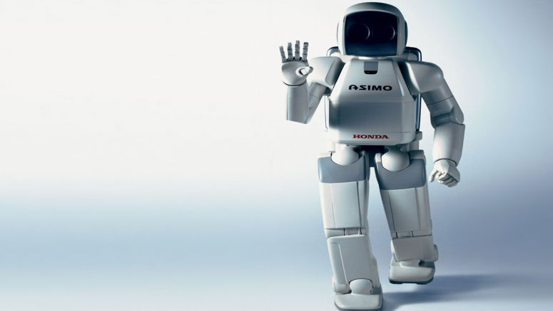 Honda Asimo helps in nuclear crisis