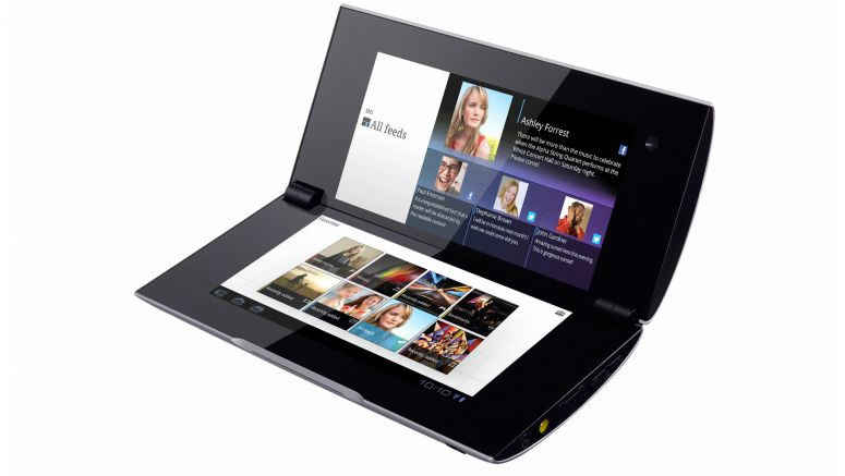 Sony Tablet P Available on AT&T 4G Network