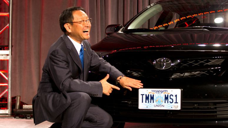 Toyoda: Emerging economies will drive auto industry growth