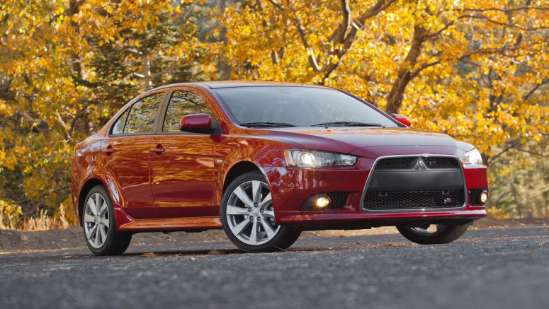 Next Mitsubishi Lancer to Come From Renault-Nissan