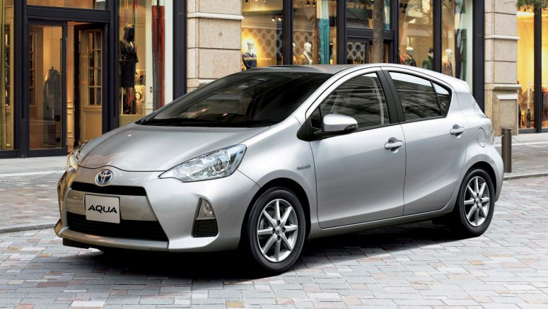 Toyota Prius, Honda Fit Top Japan's Best Selling Car List