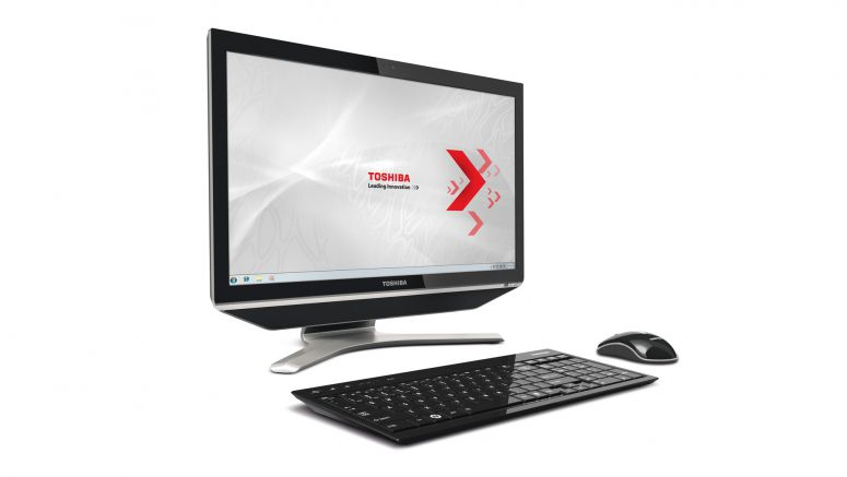Toshiba Qosmio DX730 all-in-one PC