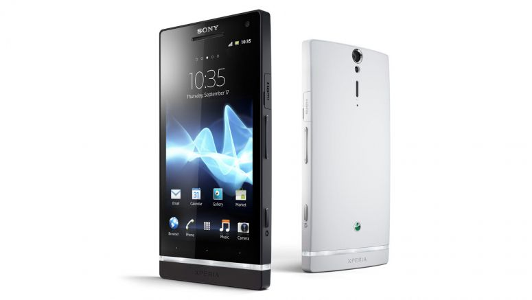 Sony Xperia S available now from Three UK