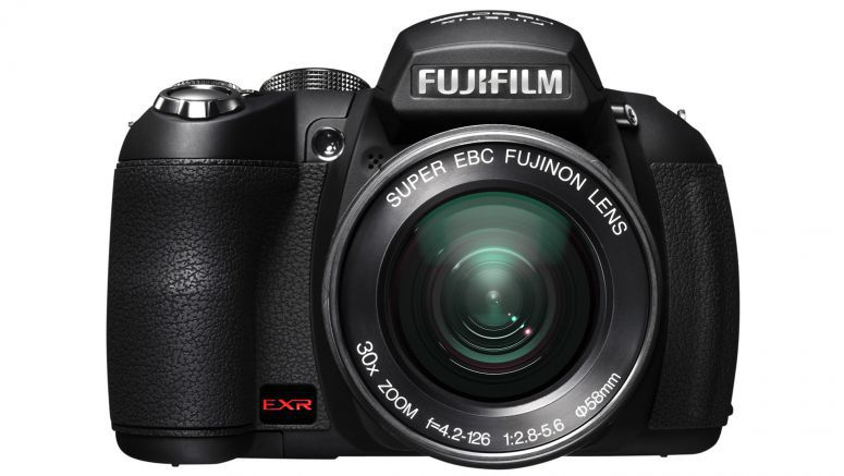 Fujifilm FinePix HS20 EXR The ultimate all-in-one just got better