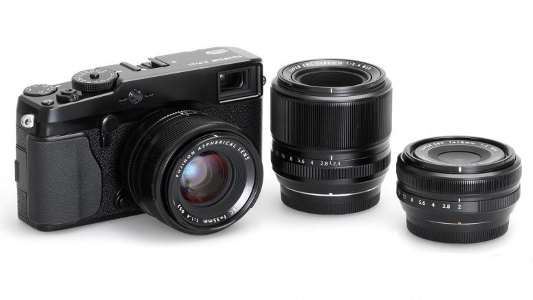 CES 2012 FujiFilm Introduces The Revolutionary X-Pro1 Interchangeable Lens Digital Camera System