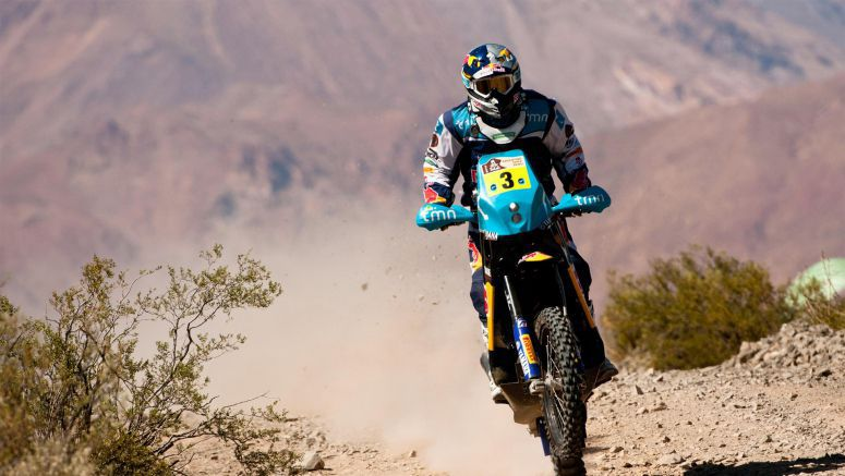 Yamaha aiming for Bike and Quad podiums as Dakar enters home straight