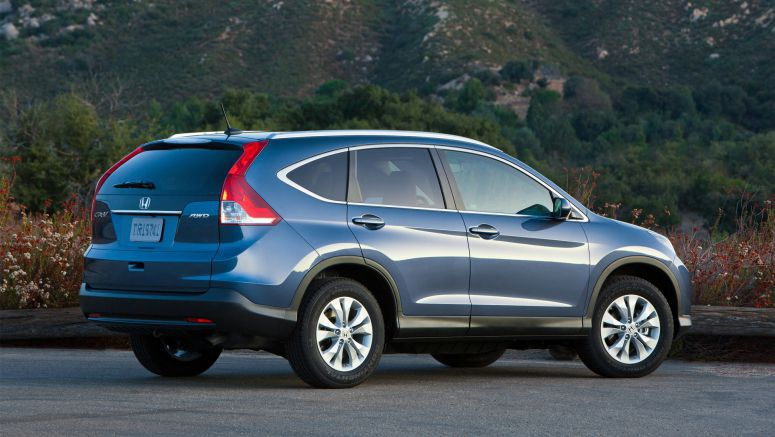 Honda CR-V, Odyssey and Civic Are Three of the 10 Best Family Cars of 2012