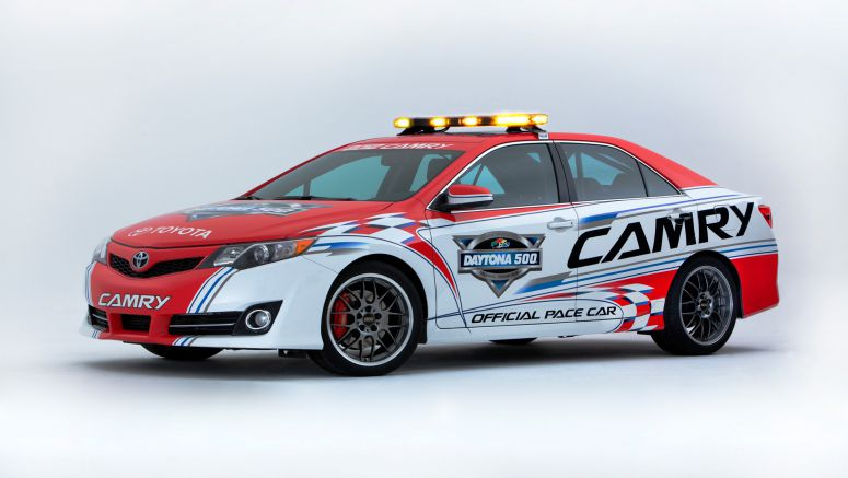 Toyota Camry Pace Car For Daytona