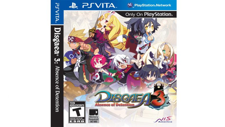 Disgaea 3: Absence of Detention PS Vita First RPG Hits in April