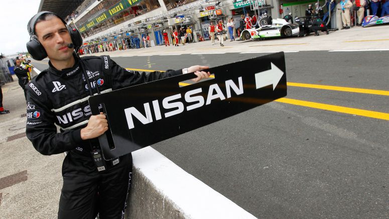 Nissan Is The Engine Of Choice For Le Mans 24 Hours