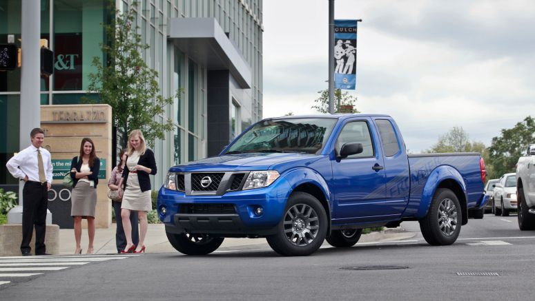 Nissan Frontier Ranked Number One Compact Pickup in Vehicle Satisfaction Survey