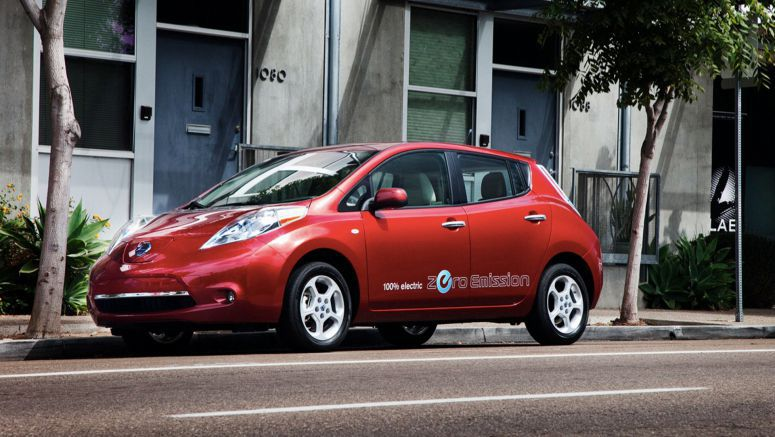 2013 Nissan Leaf update will add new heater, up to 25 miles of range in the cold