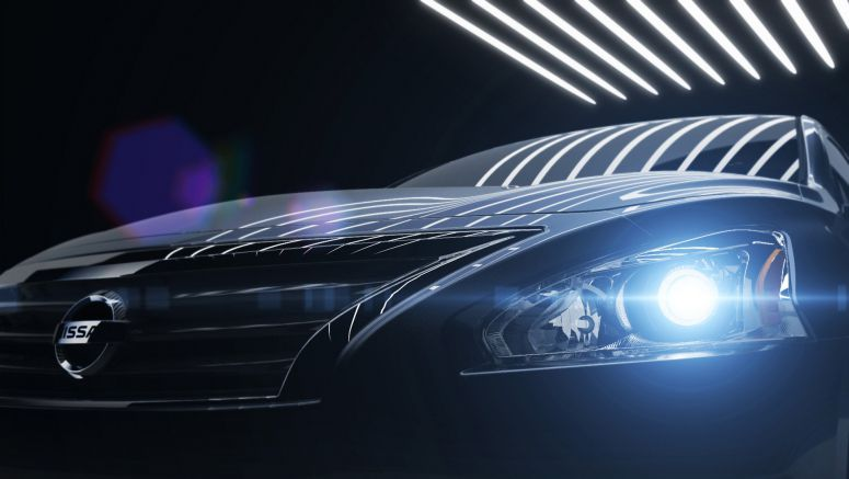 2013 Nissan Altima Second Teaser Image And Video
