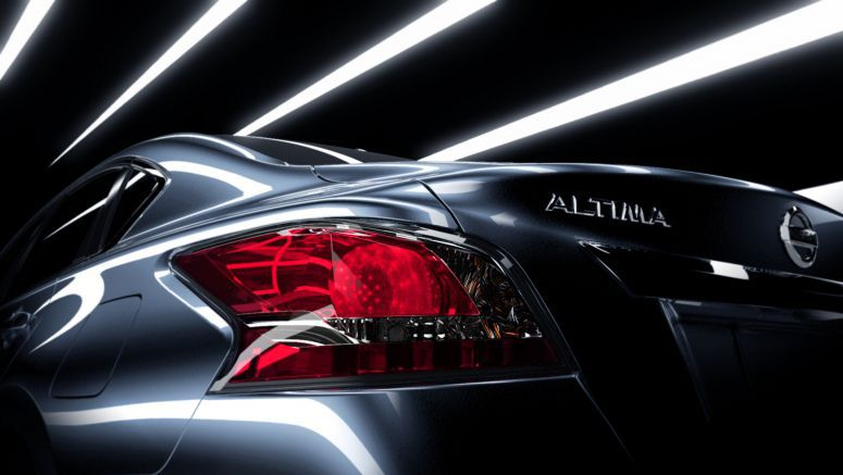 2013 Nissan Altima Teaser : Video Clip and Image 3
