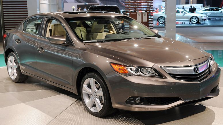 2013 Acura ILX to Cost Around $27,000