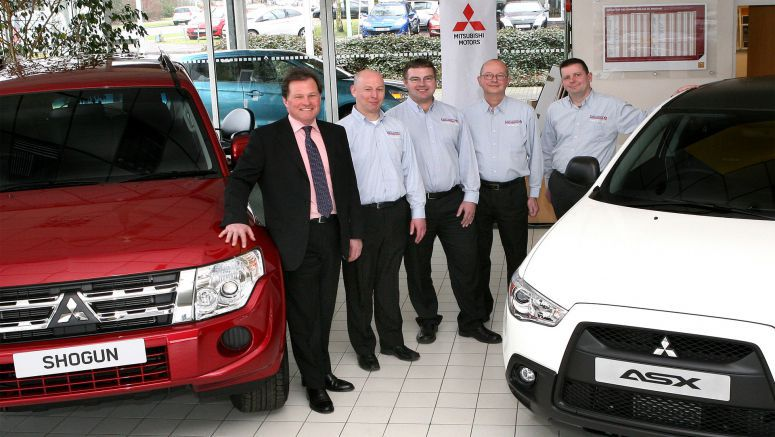 Mitsubishi Motors In The UK Appoint New Dealer In Suffolk