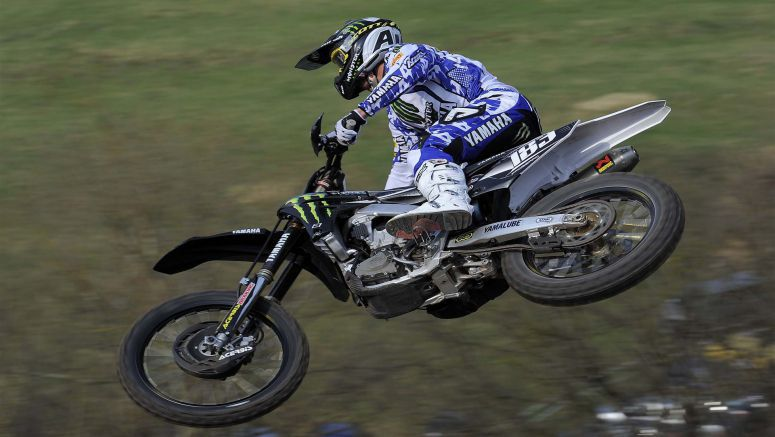 Yamaha : The winter wait is over and the 2013 MX-GP season is here!